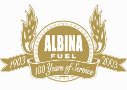 Albina Fuel 100 years of service