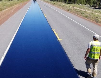 albina asphalt project